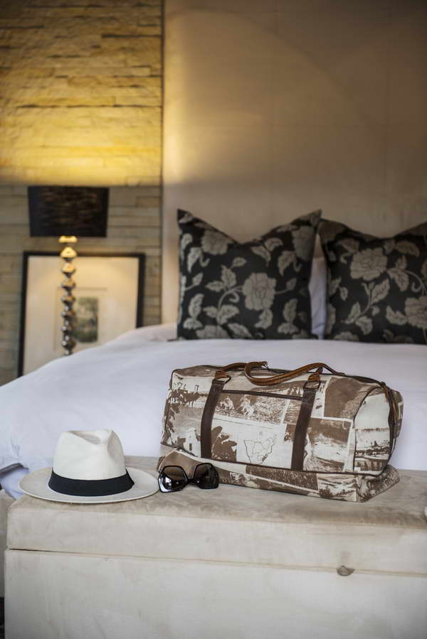 Thandeka Spa and Game Lodge Bela Bela is located in the malaria-free Waterberg reserve, and offers luxury tented camp accommodation and game drives or walks