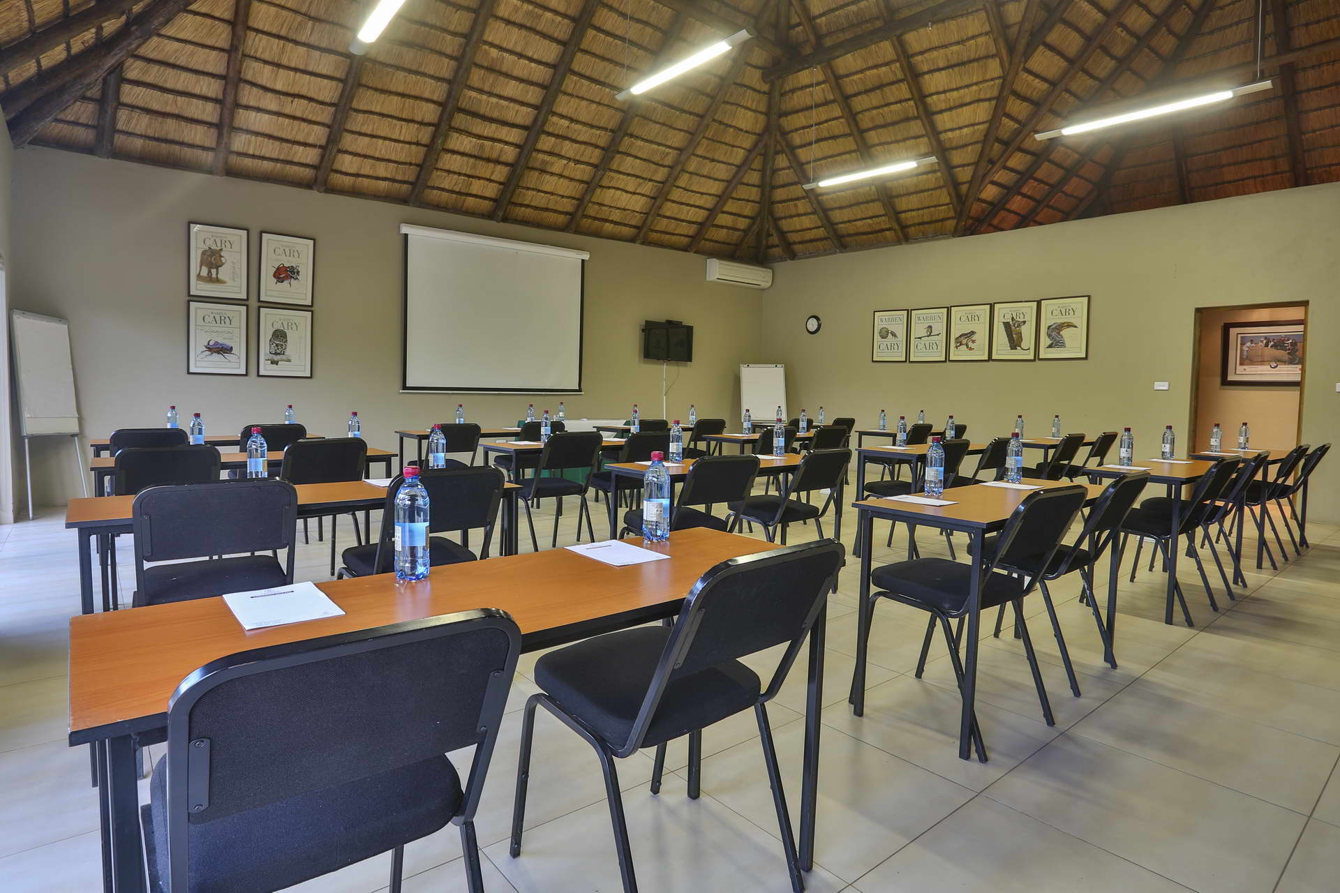 Thandeka Lodge and Spa conference centre in Bela Bela is the ideal Gauteng venue and offers game lodge accommodation, spa treatments and a kosher restaurant