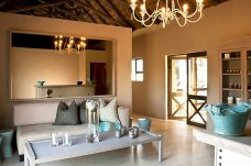Thandeka Lodge Bela Bela is located in the malaria-free, Waterberg Mountain Range and is home to an abundant variety of wildlife, including the magnificent white lion